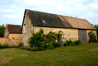 Guest accomodation in the outbuildings